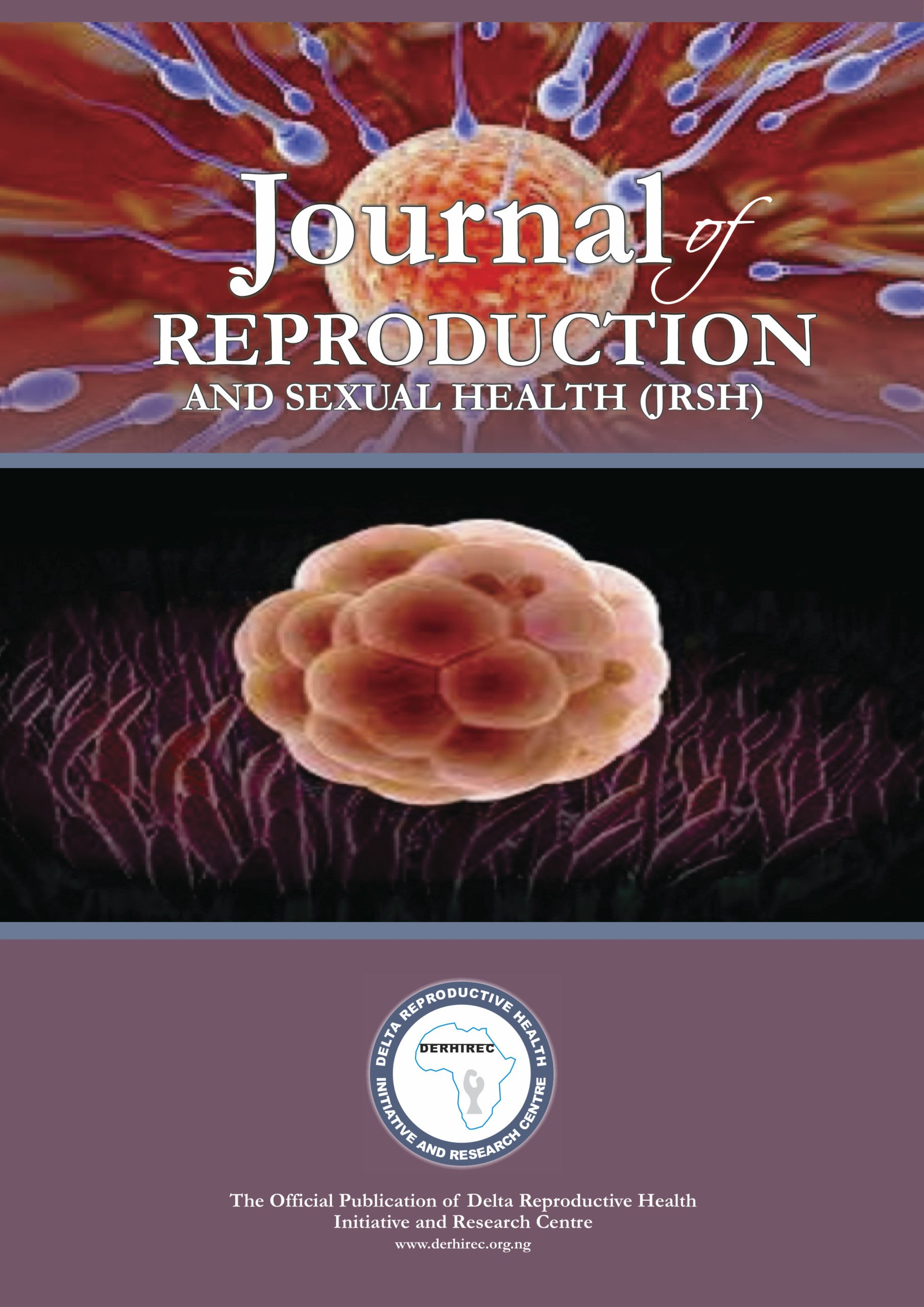 View Vol. 1 No. 1 (2017): Journal of Reproduction & Sexual Health